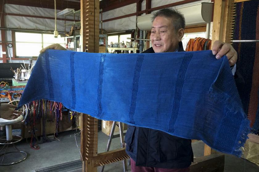 岡山の繊維産業の礎になること ル・プラ 分島 英二さん