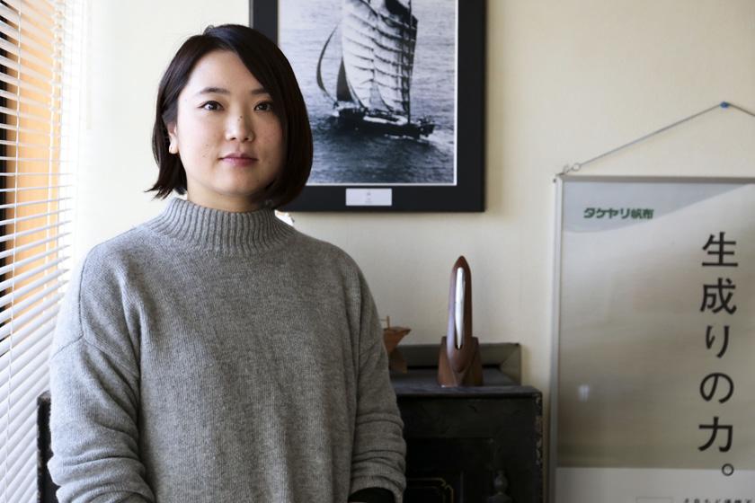 創業明治21年の老舗が広げる帆布の可能性 株式会社タケヤリ